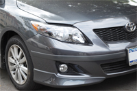 Honda Front Bumper Guards